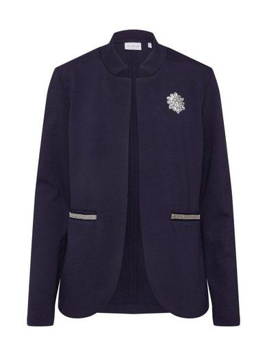 Rich & Royal Kurzblazer »Jacket Jersey Jacquard«