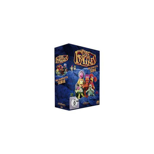 DVD Die Fraggles - Die komplette Serie (Staffel 1-5, 13 DVDs