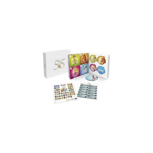 Disney DVD Classics Komplettbox - Die komplette Sammlung (Limited