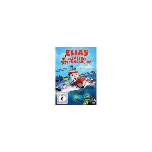 DVD Ellias - Das kleine Rettungsboot (Kinofilm)