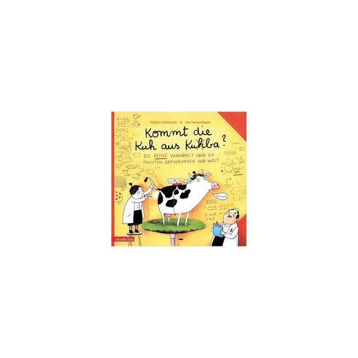 Ueberreuter Verlag Kommt die Kuh aus Ku(h)ba?