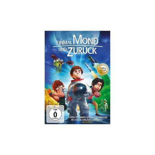 Universal DVD Einmal Mond und zurück