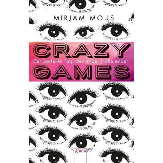 Arena Verlag Crazy Games