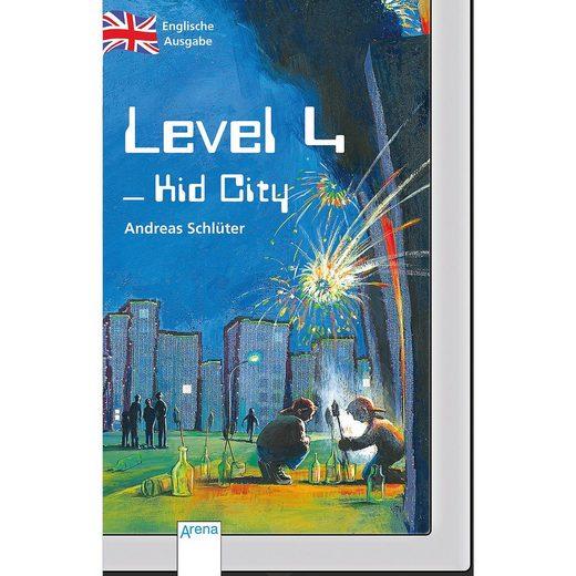 Arena Verlag Level 4 - Kid City, englische Ausgabe