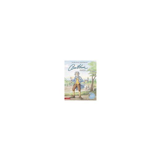 Ueberreuter Verlag Beethoven, mit 1 Audio-CD