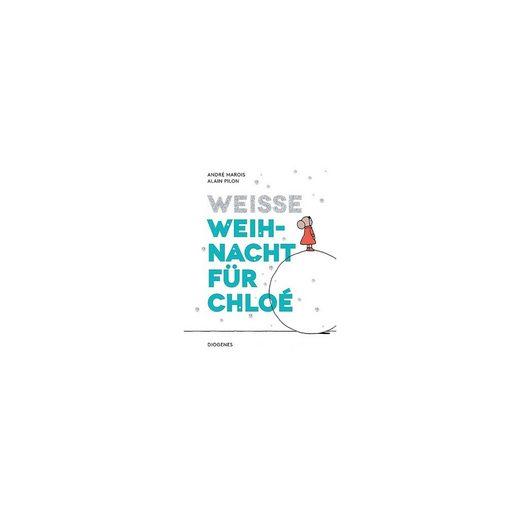 Diogenes Verlag Weiße Weihnacht für Chloé