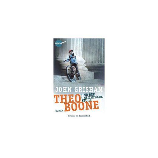 Heyne Verlag Theo Boone und der unsichtbare Zeuge