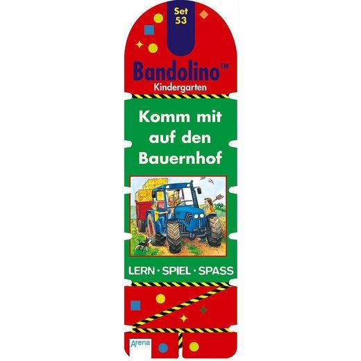 Arena Verlag Bandolino Kindergarten: Komm mit auf den Bauernhof