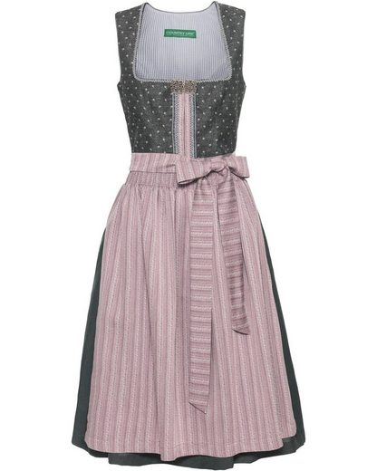 Country Line Midi Dirndl