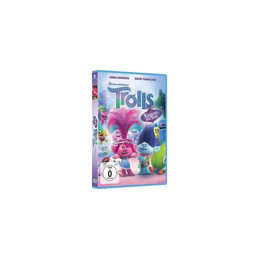 Universal DVD Trolls: Feiern mit den Trolls