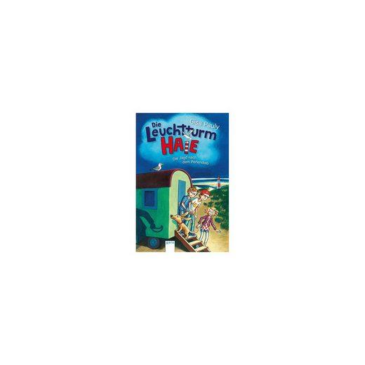 Arena Verlag Die Leuchtturm-HAIE: Die Jagd nach dem Perlendieb, Band 2