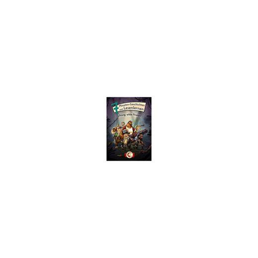 Loewe Verlag 7-Minuten-Geschichten zum Lesenlernen: Achtung, wilde Pirate