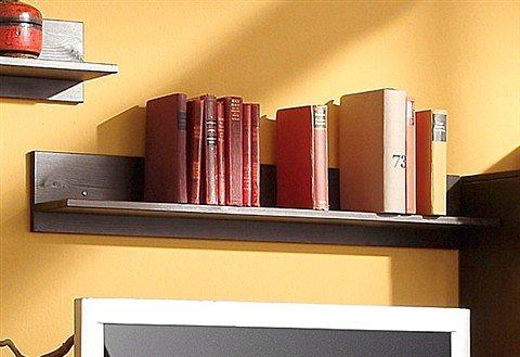 Wandbord, Home affaire, Breite 90 cm in gelaugt/geölt