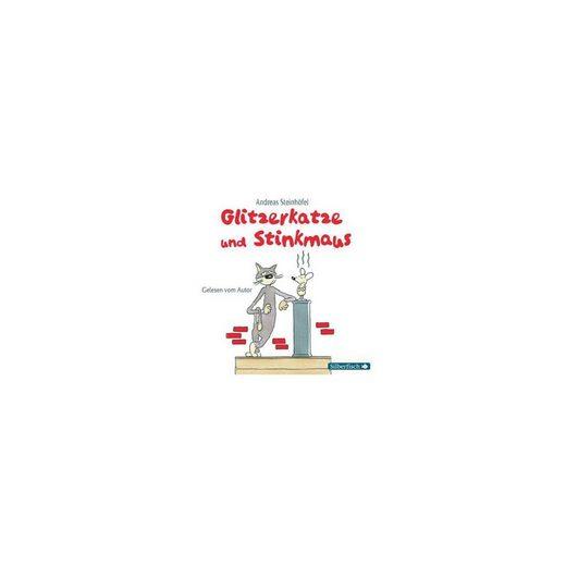Silberfisch Verlag Glitzerkatze und Stinkmaus, 1 Audio-CD