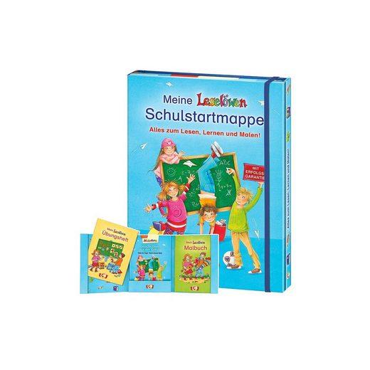 Loewe Verlag Meine Leselöwen-Schulstartmappe