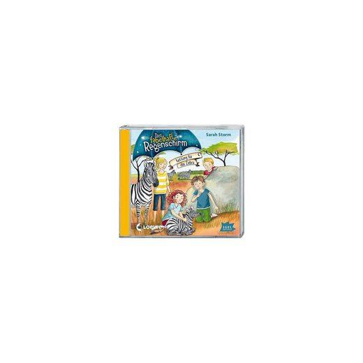 Igel Records Der fabelhafte Regenschirm: Rettung für das Zebra, Audio-CD
