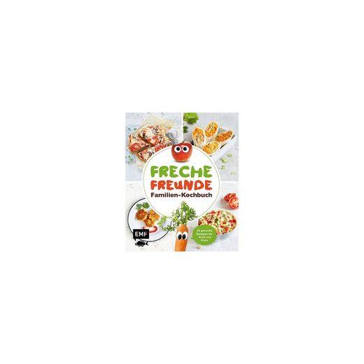Edition XXl Verlag Freche Freunde: Familien-Kochbuch