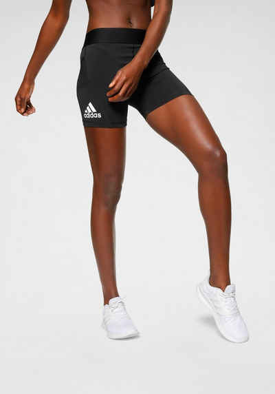 Adidas Performance Funktionsshorts »alphaskin Sport Kurze Tight« Blue