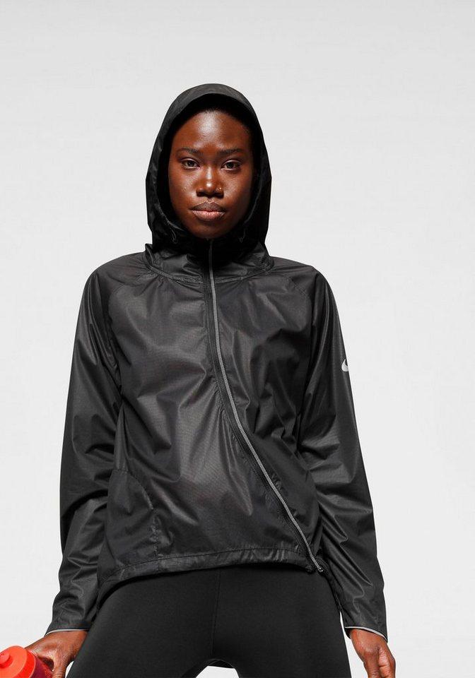 nike -  Laufjacke » Shield Women's Running Jacket« Reflektierender Reißverschluss