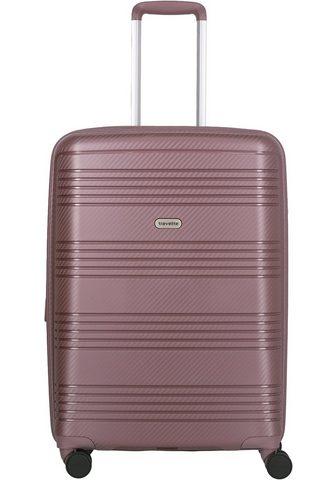"""TRAVELITE Пластиковый чемодан на колесах """"Z..."""