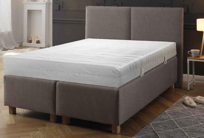 Taschenfederkernmatratze »ProVita Luxus T«, fan Schlafkomfort Exklusiv, 20 cm hoch, 420 Federn, Getestete Qualität! Kundenliebling!