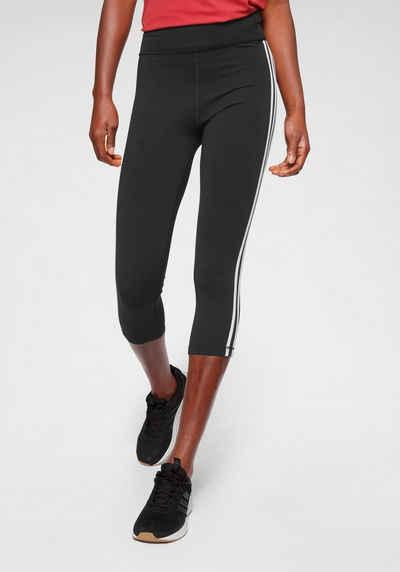 Damen 3//4 Leggings Damen Running Bedruckt Sport Fitnessstudio Fitness Capri