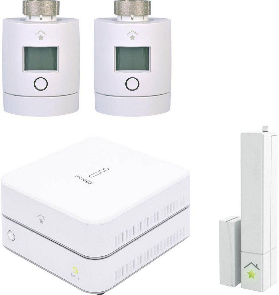 innogy smarthome heizk rperthermostat smart home station online kaufen otto. Black Bedroom Furniture Sets. Home Design Ideas