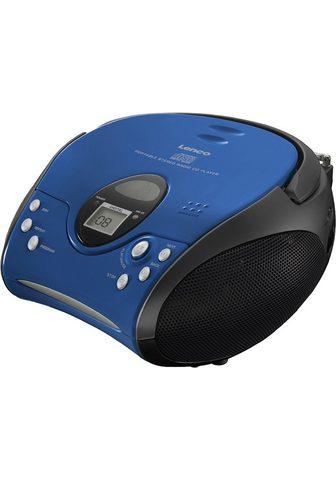 LENCO »SCD-24 su CD stereo« UKW- radijo imtu...