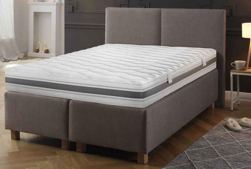 Komfortschaummatratze »ProVita Gold 28 S«, fan Schlafkomfort Exklusiv, 28 cm hoch, Raumgewicht: 30, Kundenliebling in Top Qualität