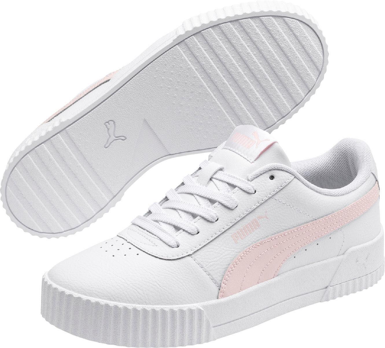 PUMA »CARINA L« Plateausneaker, Schlichter Sneaker von PUMA online kaufen | OTTO