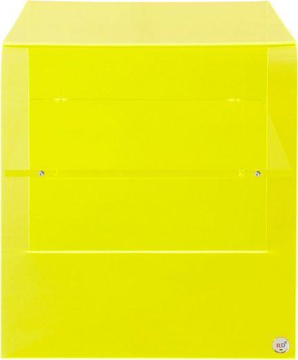 Places of Style Beistelltisch »Remus«  fluoreszierendes Acrylglas