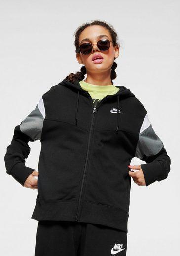 Nike Sportswear Kapuzensweatjacke »W NSW HRTG HOODIE FZ FLC«