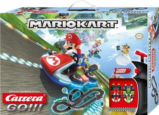 Carrera® Autorennbahn »Carrera® GO!!! - Mario Kart™ 8« (Streckenlänge 4,9 Meter), (Set)