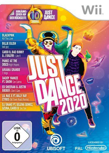 Just Dance 2020 Nintendo Wii