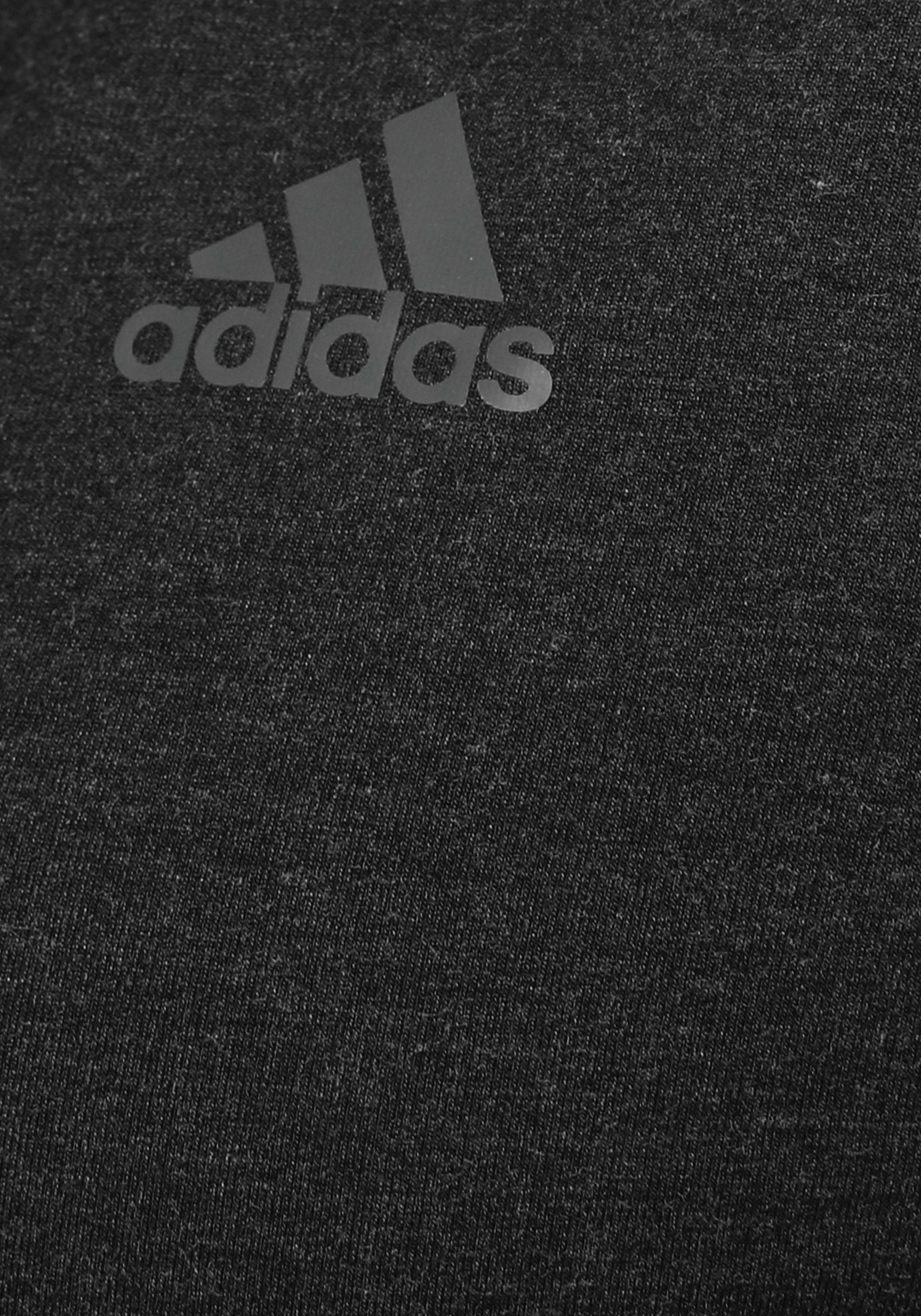 adidas Performance Sweatjacke 3 STRIPES KNIT FULL ZIP HOODY