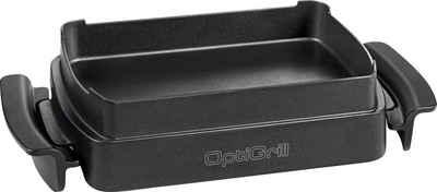 Tefal Backeinsatz XA7258 OptiGrill Snacking & Baking, Zubehör für OptiGrill+ und OptiGrill Elite, GC714, GC712, GC730, GC750D