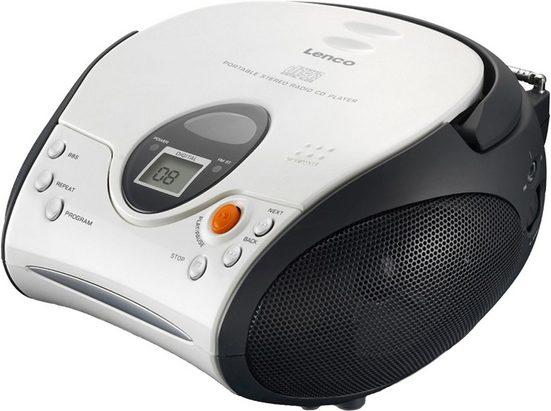 Lenco »SCD-24 mit CD stereo« UKW-Radio