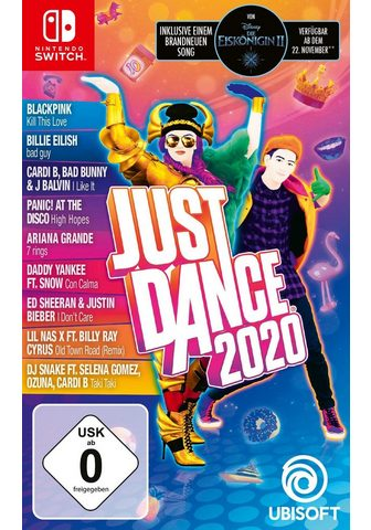 UBISOFT Just Dance 2020 Nintendo Switch