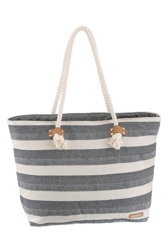 SUPERDRY Rankinė »STRIPED ROPE TOTE«