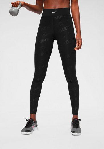 Nike Funktionstights »Nike Pro Women's Printed Tights« Dri-FIT technologie