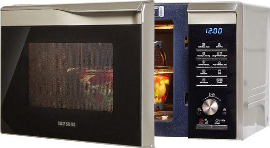 Samsung Mikrowelle MW6000 MC28M6035CS/EG, Grill und Heißluft, 28 l