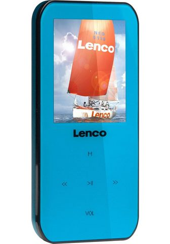 LENCO »XEMIO-655« MP3-Player (4 GB)