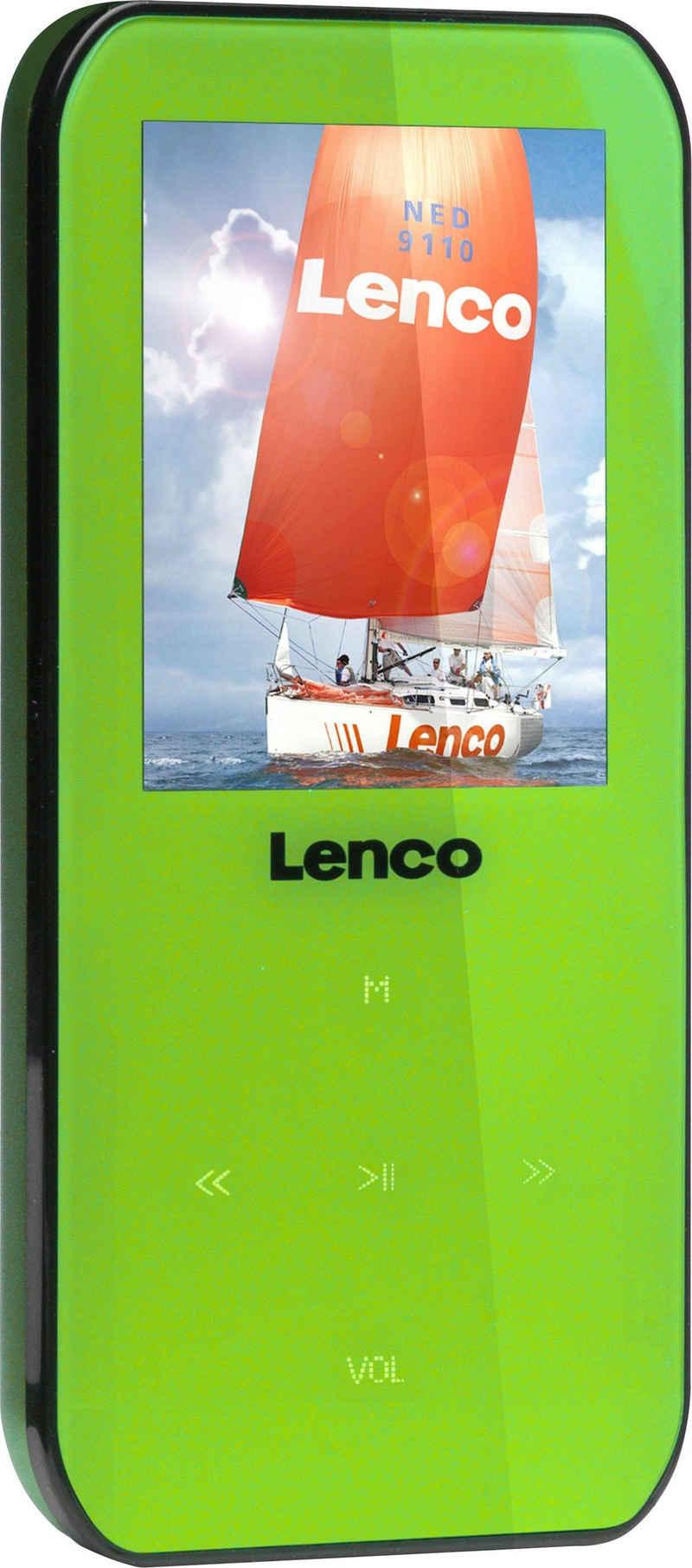 Lenco »XEMIO-655« MP3-Player (4 GB)
