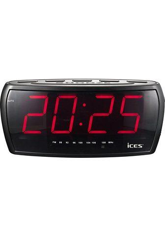 LENCO »iCES ICR-230-1« Radioweck...