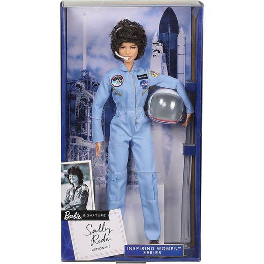Mattel® Barbie Signature Sally Ride Barbie Inspiring Women Puppe