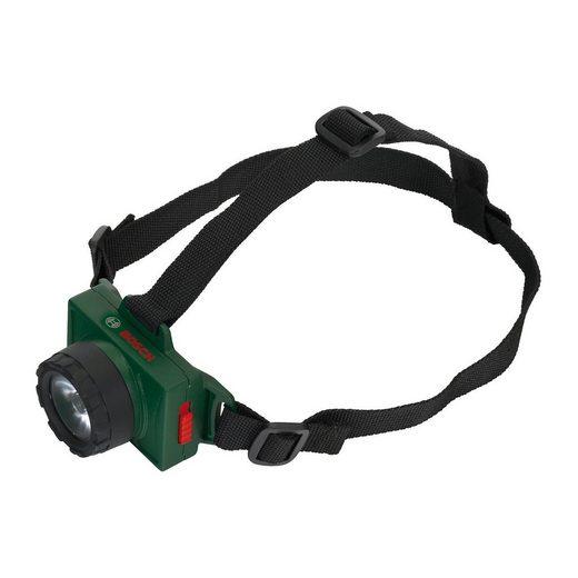 Klein Bosch Kopflampe