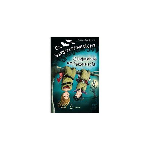 Loewe Verlag Die Vampirschwestern: Bissgeschick um Mitternacht