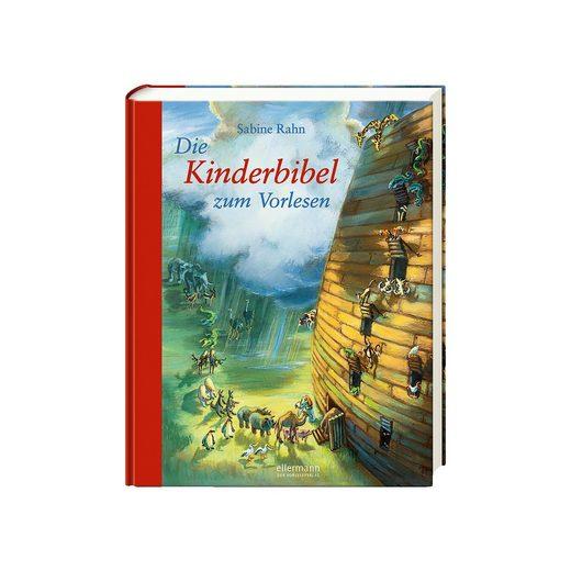 Oetinger Die Kinderbibel zum Vorlesen