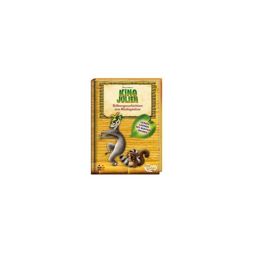 Friendz Verlag King Julien: Silbengeschichten aus Madagaskar