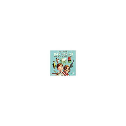 Hörbuch Hamburg Dirk und ich, 3 Audio-CDs